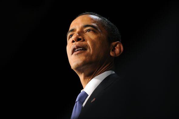 El presidente Barack Obama recibió las calificaciones más bajas por su m...
