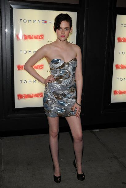 Si creían que Kristen Stewart no podía ser lo suficientemente 'sexy', ba...