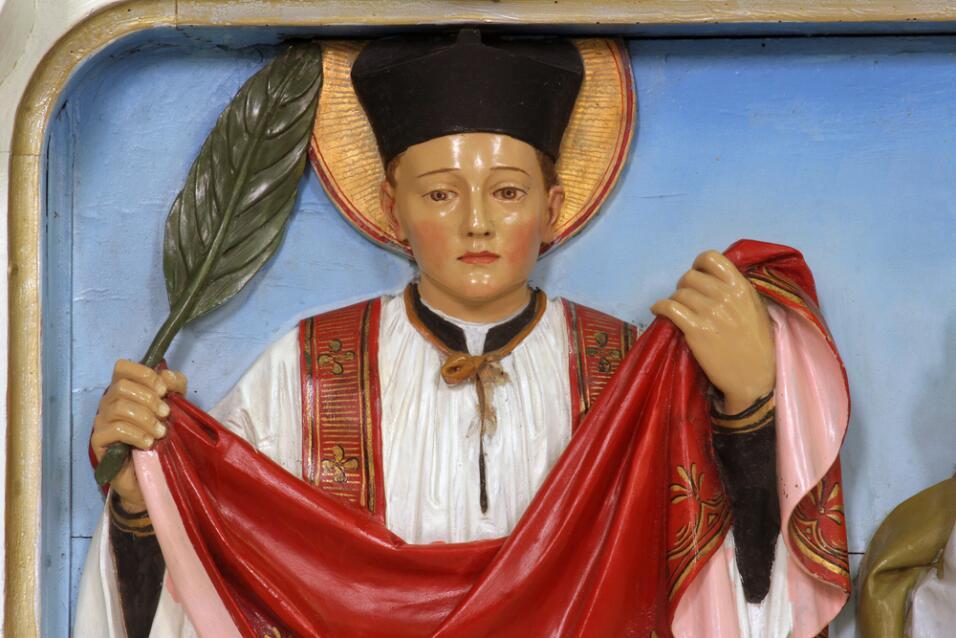 San Valentín mártir