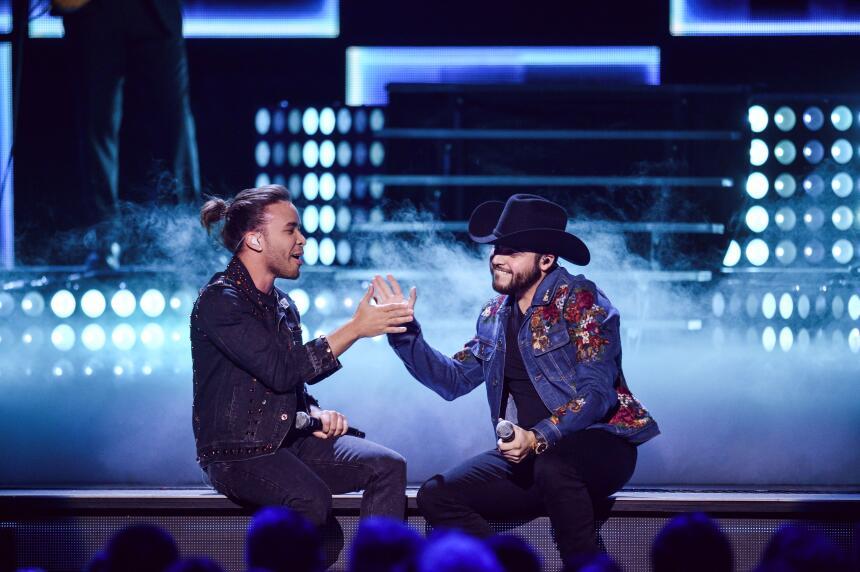 Gerardo y Prince