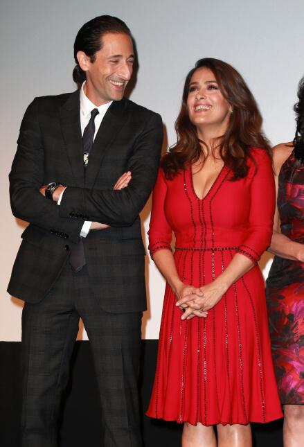 La veracruzana presentó su película Septembers Of Shiraz' en el festival...