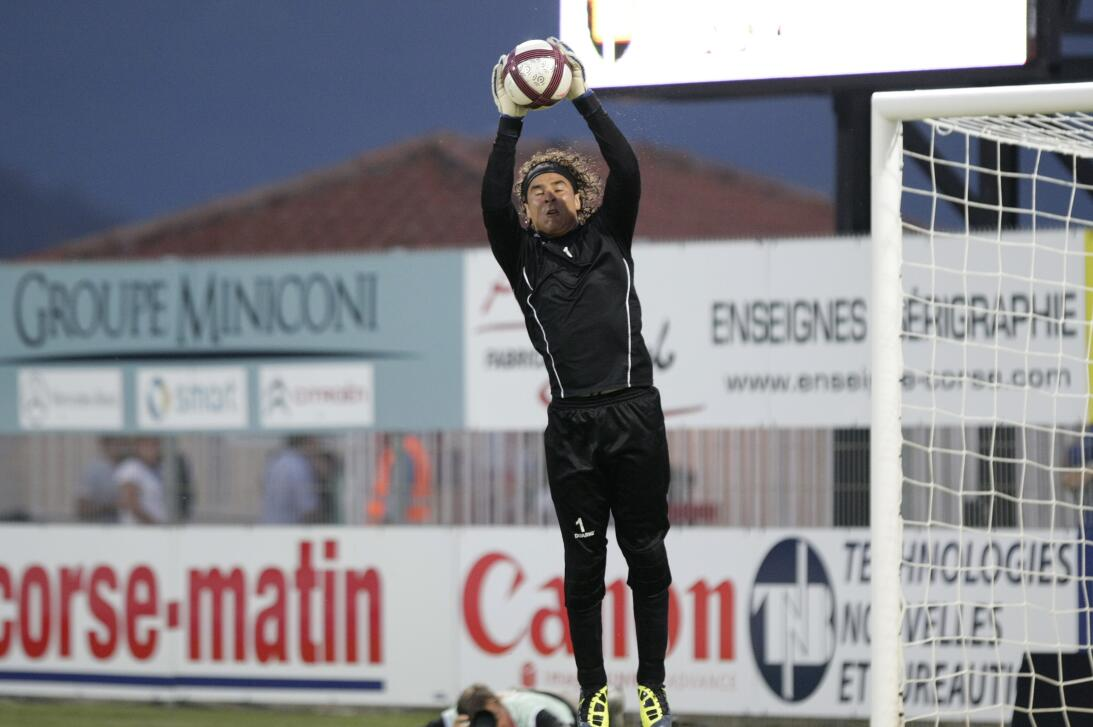 'Memo' Ochoa, una carrera como arquero con 14 años electrizantes GettyIm...