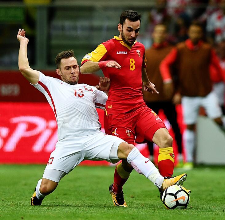 Polonia empató con Uruguay en amistoso gettyimages-859038752.jpg