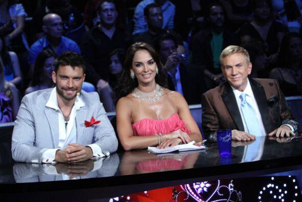 Osmel Sousa, Lupita Jones y Julián Gil, jueces en esta cuarta temporada,...