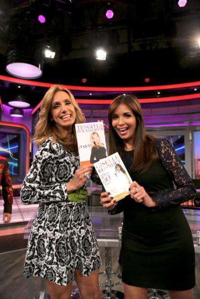 Mucha suerte a Giselle con el lanzamiento de su libro.