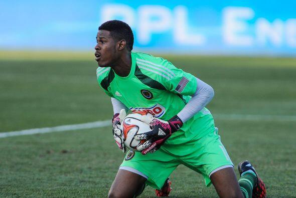 ANDRE BLAKE (JAM) | Una de las promesas del arco en la CONCACAF, al port...