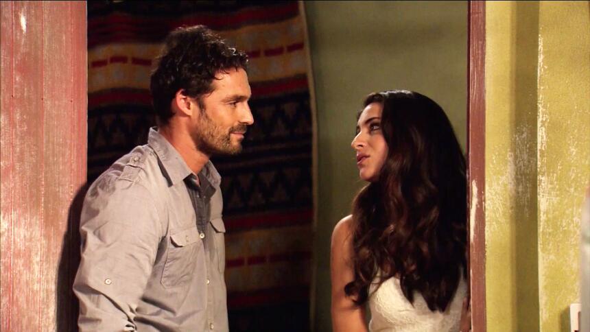¡Verónica y Martín se quedaron sin noche de bodas!