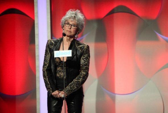 La Diva del Bronx se hizo acreedora al premio Vanguardia, que se otorga...