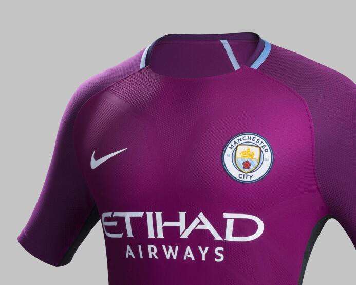 16. Manchester City (Inglaterra) - Visitante