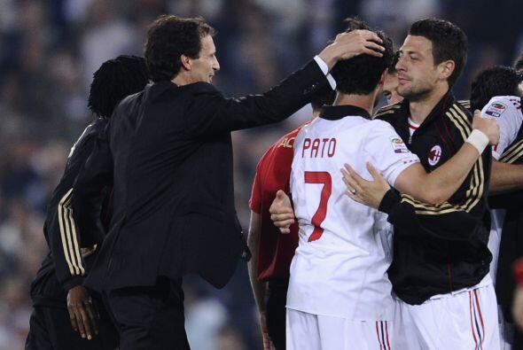 El brasileño Alexandre Pato es uno de los tantos sudamericanos en el Mil...