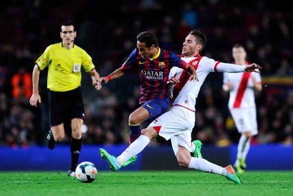 Habián dudas de Messi pero 'La Pulga' demostró que sigue siendo un crack.