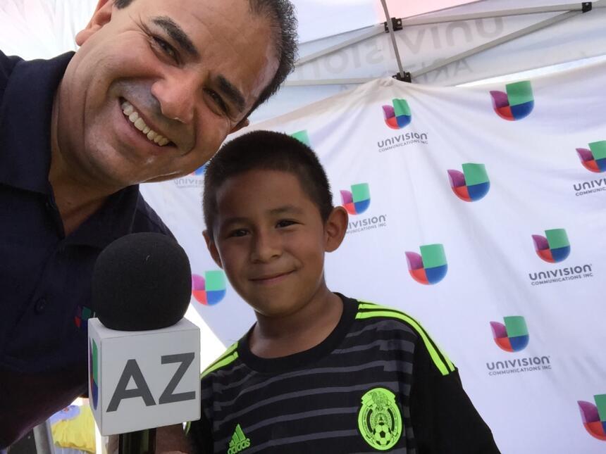 ¡La emoción de la Copa Univisión 2015 en Phoenix!