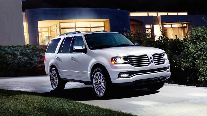 Conoce cuales son los 10 autos más estadounidenses del mercado actual Li...