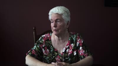 Esta mujer se quedó ciega tras someterse a un tratamiento con células madre (fotos)