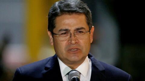 """Presidente de Honduras sobre TPS: """"Es una decisión soberana de EEUU y te..."""