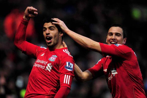 El delantero del Liverpool se destapó a lo grande en el partido ante Nor...