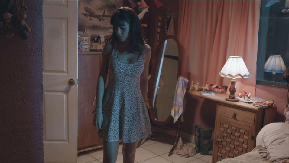Livia Brito en 'La Piloto'.