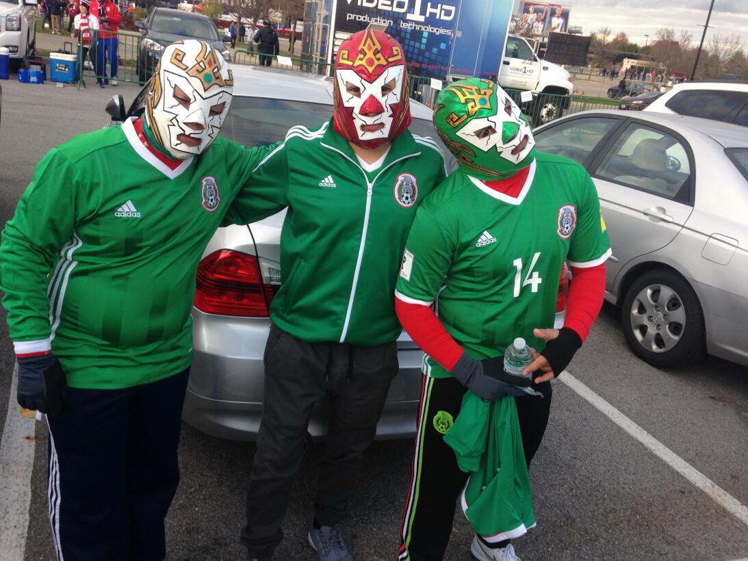 Color de Estados Unidos-México
