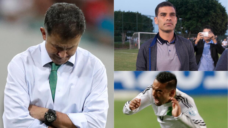 Seleccion Mexicana - Futbol de Mexico | México Tri.jpg
