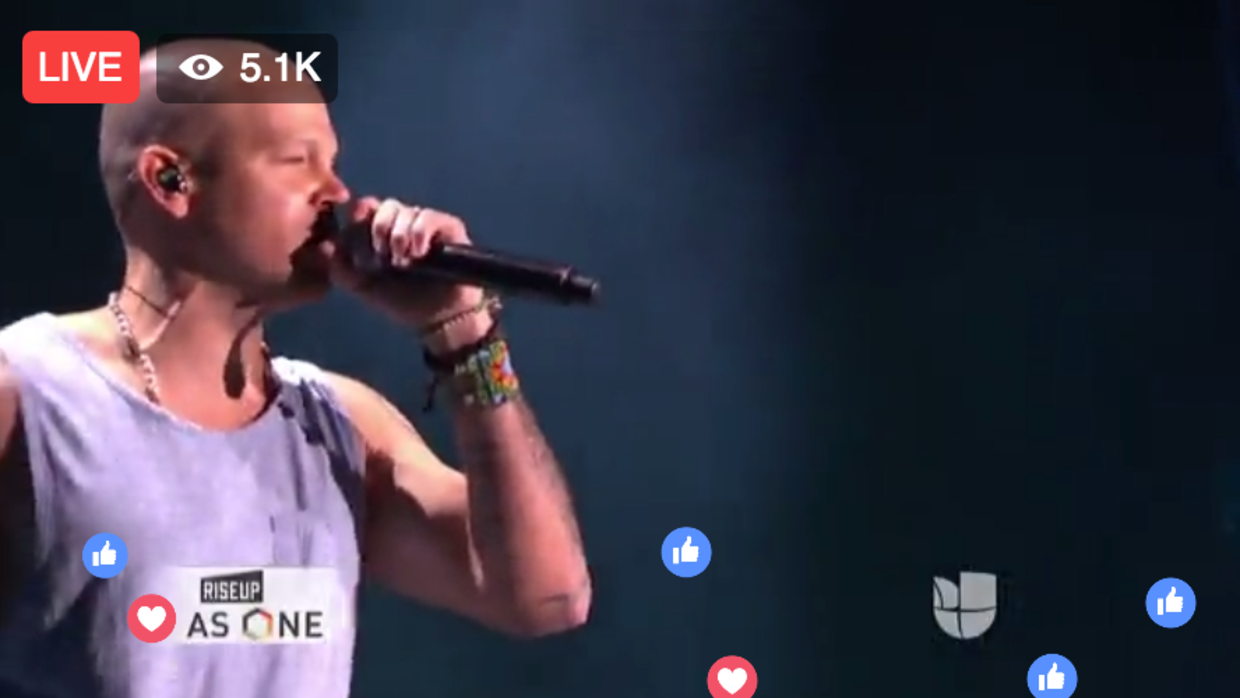 residente rise up as one