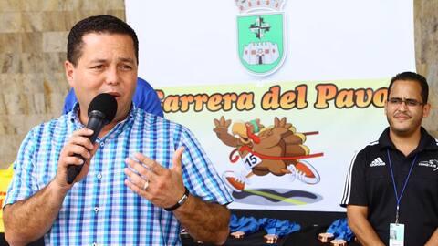 El alcalde de Guaynabo, Ángel Pérez.