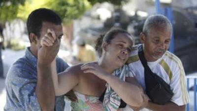 Los primeros entierros de las víctimas del asesino que el jueves mató a...