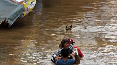 En fotos: Más de 200 muertos y decenas de desaparecidos por la tormenta Tembin que arrasó en el sur Filipinas