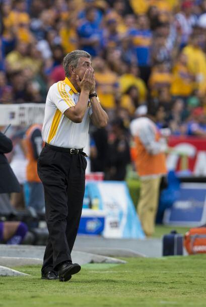 Las esperanzas se renovaron para los pupilos del técnico brasileño Ricar...