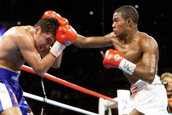 'Tito' Trinidad dio uno de los triunfos más importantes al boxeo boricua...