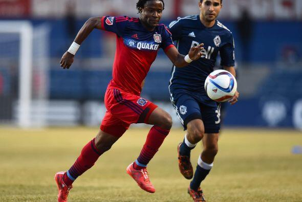 DEL -  KENNEDY IGBOANANIKE (Chicago Fire) | El nigeriano anotó su primer...