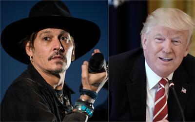 Controversial declaración del actor estadounidense Johnny Depp sobre el...
