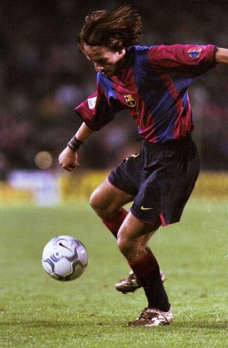 19. Alfonso Pérez (2000-2002)