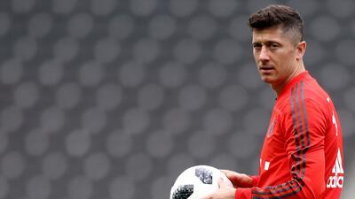 """Representante de Lewandowski: """"Él quiere dejar el Bayern y el club debería entenderlo"""""""