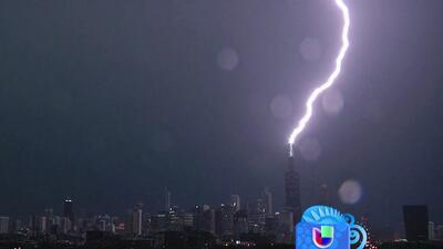 Grandes tormentas y tornados amenazan las celebraciones del 4 de Julio