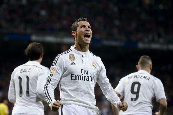 Otra marca que persigue Ronaldo es la del jugador con más hat-tricks en...