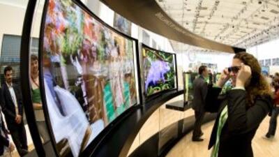 Televisor Samsung OLED TV.