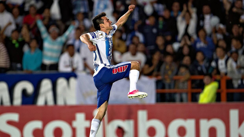 Hirving Lozano puso a los Tuzos en la Final del torneo regional.