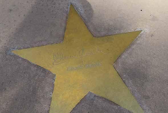 Artistas de Hollywood eran asiduos huéspedes del hotel, como Clark Gable.