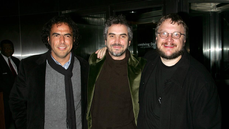 Alfonso Cuaron, Guillermo Del Toro, Alejandro Gonzalez Inarritu