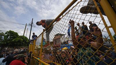 Cómo responder al reto de las caravanas de migrantes