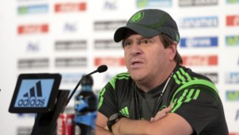 Herrera declaró que no quiere crear falsas expectativas llamando a jugad...