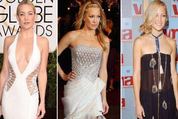 A sus 36 años, la actriz luce mucho mejor que muchas jovencitas, con lo...