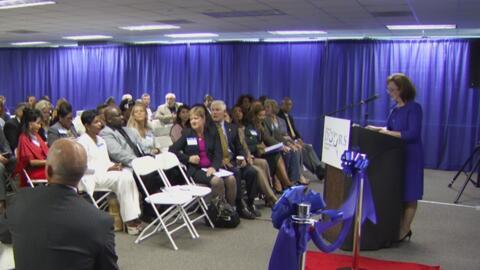 Inauguran centro de asistencia para reos liberados en el Metroplex