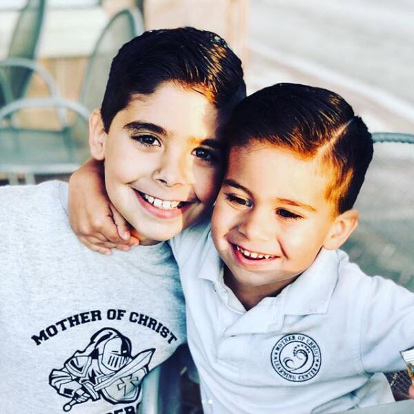 Hijos de Pedro Moreno