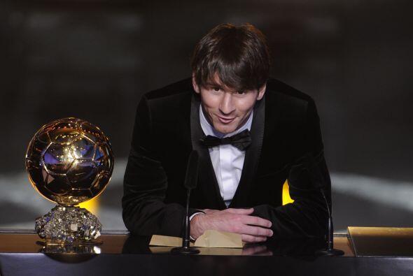 Lionel Messi volvió a vivir un gran día, tal y como un año atrás, al rep...