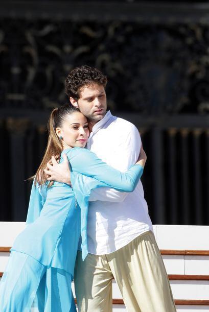 Las parejas que acudieron al Vaticano tienen previsto contraer matrimoni...
