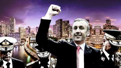 Buena parte del dinero del vicepresidente Tareck El Aissami en EEUU esta...