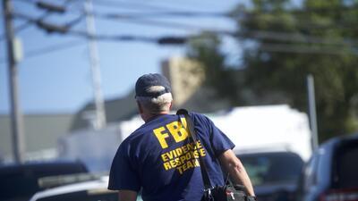 Aún no hay un sospechoso de poner bombas en la ruta de una carrera en Nueva Jersey