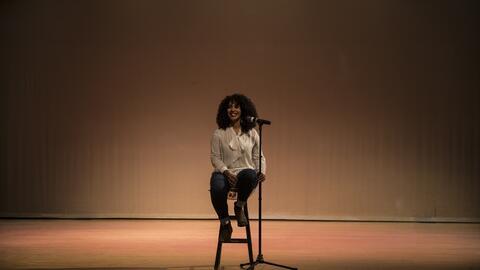 Afrolatina: La palabra como arma