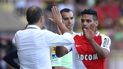 El Mónaco responde al PSG y recupera el liderato tras vencer 3-0 al Rennes